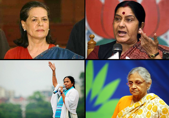 India's 10 most powerful female politicians