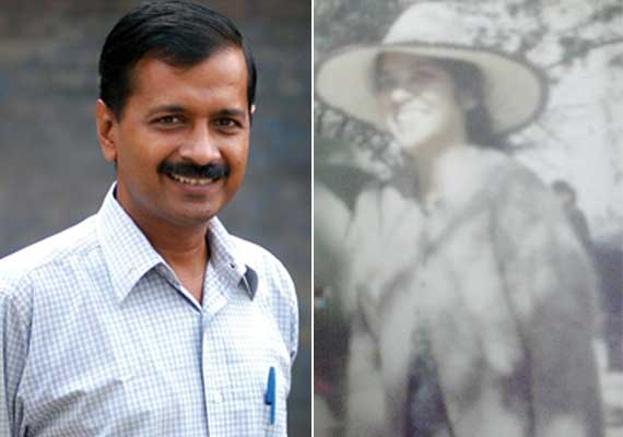 Jab They Met: Sunita and Arvind Kejriwal