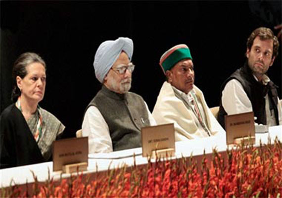 Jaipur declaration: Congress asks secular forces to unite, eyes on 2014 LS polls