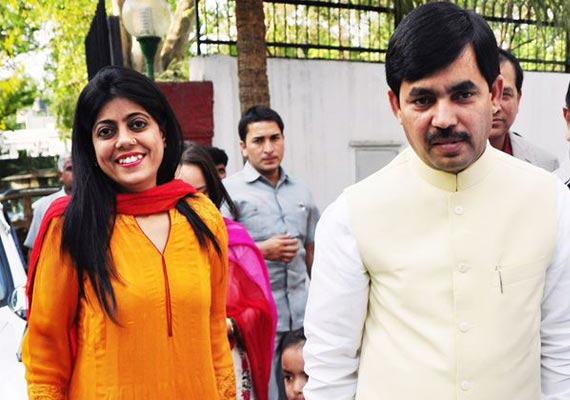 Jab They Met: Shahnawaz Hussain and Renu Sharma