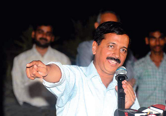 Kejriwal launches party, name to be announced on Nov 26