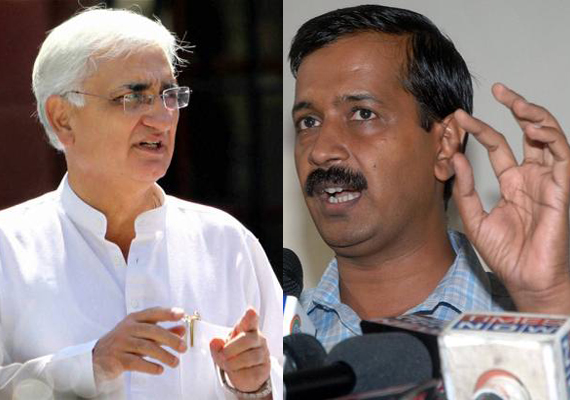 Kejriwal threatens to gherao Sonia Gandhi's residence