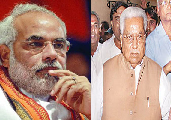 Leuva Patels' vote will will be crucial for Modi, Keshubhai