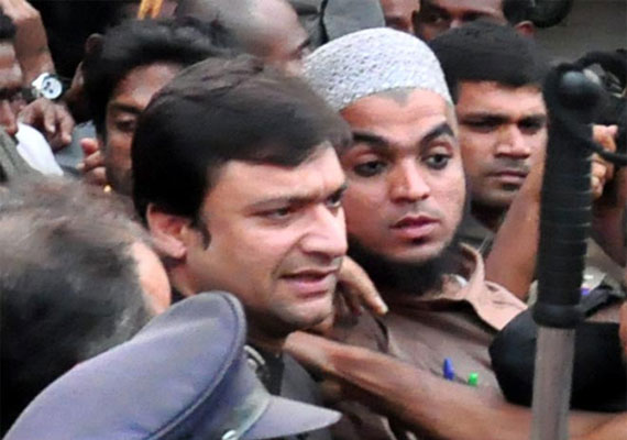 MIM MLA  Akbar Owaisi sent to jail for 14 days