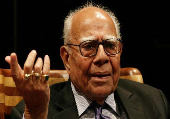 BJP suspends  Ram Jethmalani from primary membership