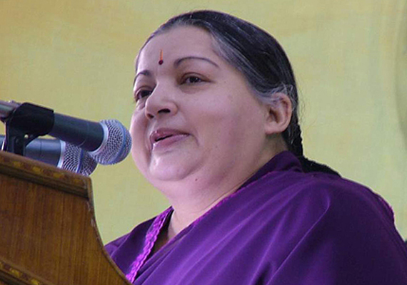 Miffed Jayalalithaa creates flutter by walkout from NDC meeting