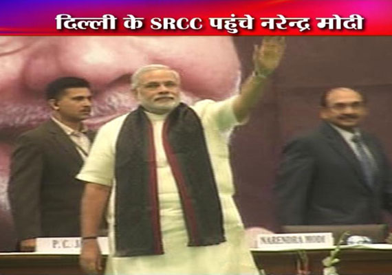 Vote-bank politics has 'ruined' nation: Modi