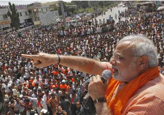 Amethi bjp's prime ministerial candidate narendra modi may have