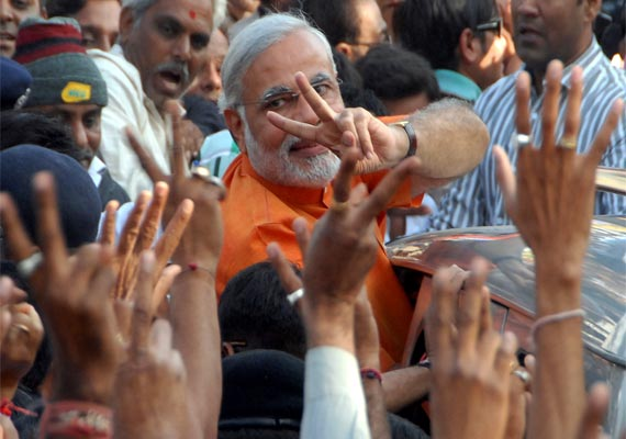 Modi to address Delhi rally on Sep 29