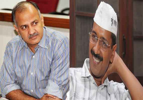 Move afoot to make Manish Sisodia Delhi CM in place of Kejriwal