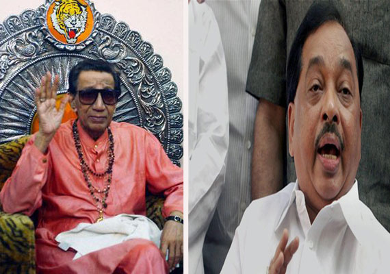 Narayan Rane describes Bal Thackeray as guru, guide