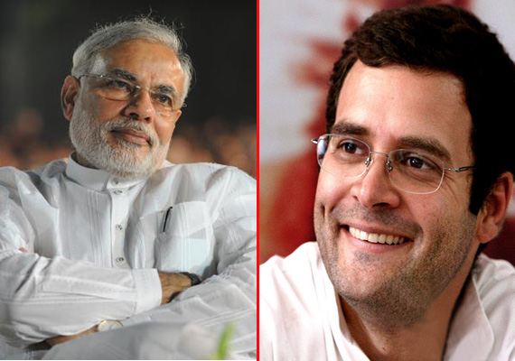 Narendra Modi and Rahul Gandhi: A study in contrasts