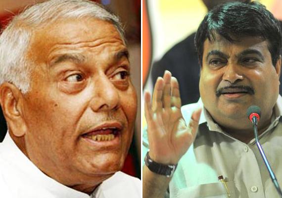 Nitin  Gadkari must quit: Yashwant Sinha