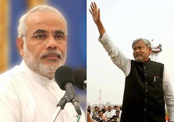 Nitish Kumar to challenge Narendra Modi in his own backyard