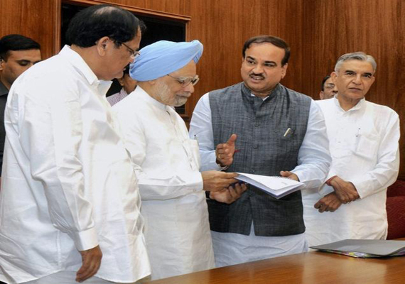 PM rejects Karnataka Cong, BJP leaders plea to stay Cauvery water order