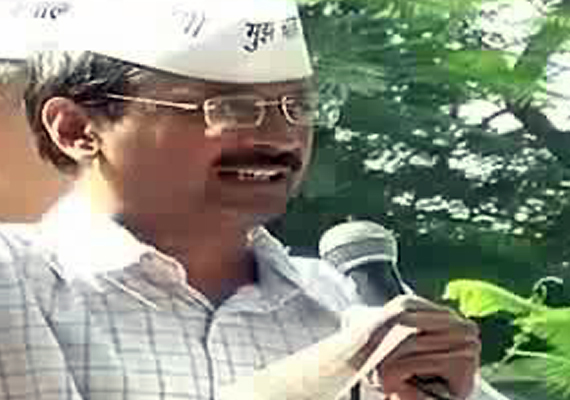 Parliament Street will be the next Tahrir Square, Arvind Kejriwal tells crowd