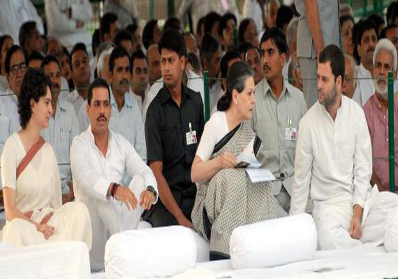 Rahul Gandhi appointed Congress Vice President, Sonia gives nod