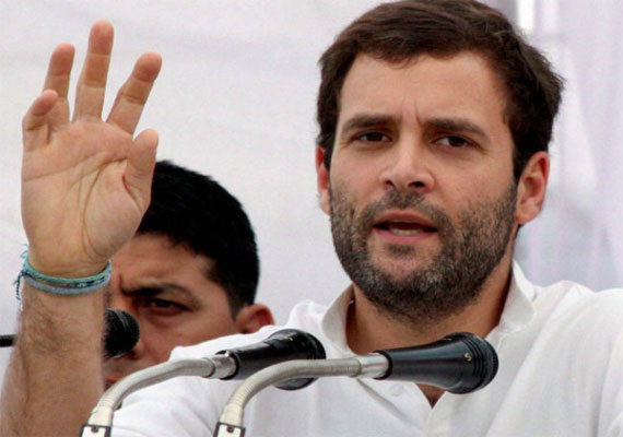 Rahul Gandhi-as-PM candidate demand at Cong Chintan Shivir