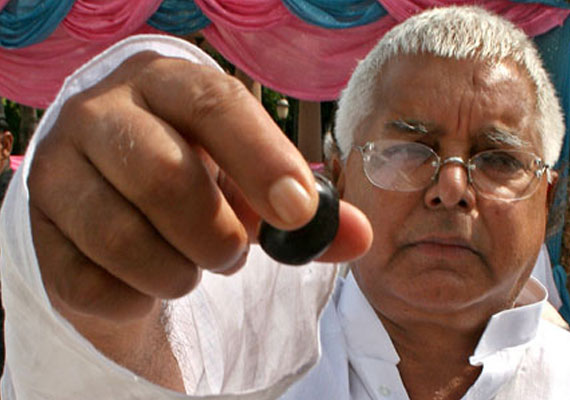 Railways have derailed since I left office: Lalu