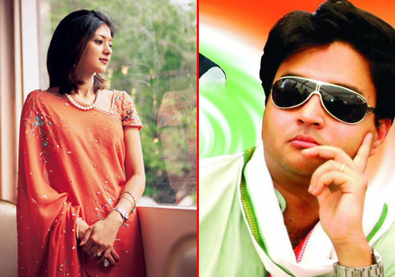 B'day Special: Jyotiraditya Scindia and wife Priyadarshini