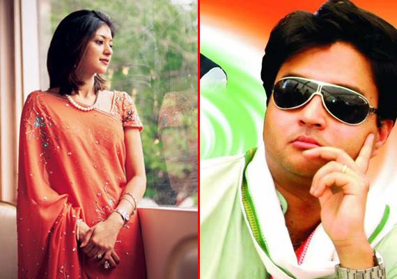 Rare pictures of Jyotiraditya Scindia and wife Priyadarshini