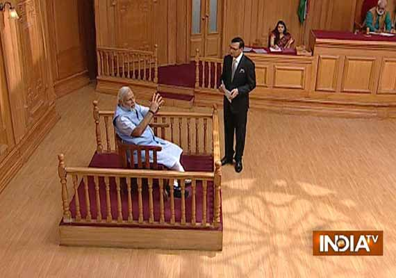 Exclusive:Read full interview of Narendra Modi to Rajat Sharma in Aap Ki Adalat (Part 2)