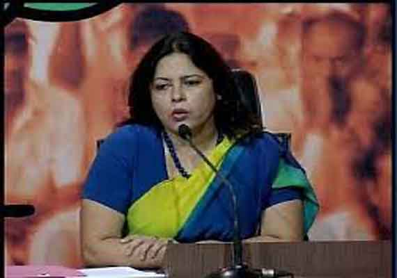 Shall we call Rahul badshah, if not shehzada: Meenakshi Lekhi