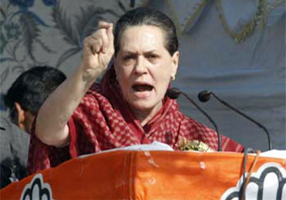 Know the new India, Sonia advises Congress at Chintan Shivir