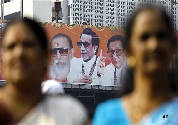 Thackeray's body to be kept for 'darshan' at Shivaji Park