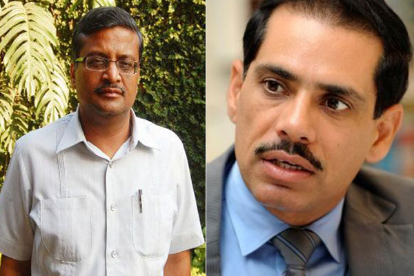 Vadra bought 200 acres land in 7 years, Haryana govt gives him clean chit