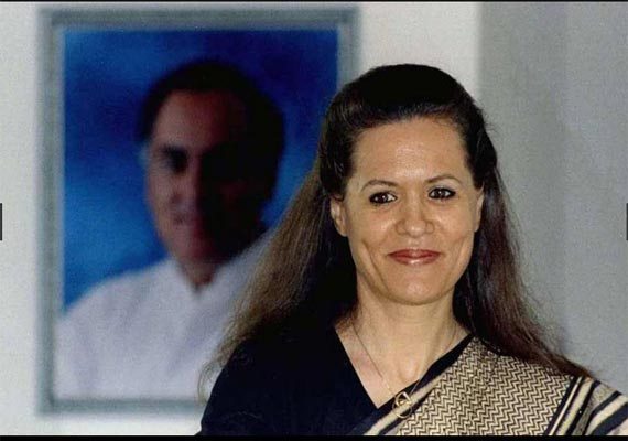 Watch pics of Sonia Gandhi's 15-year journey as Congress president