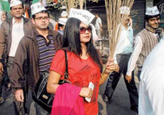 Why is Mamata afraid of emergence of AAP in Kolkata?