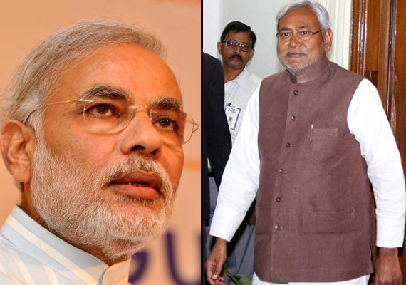 Wish I was also offered a piece of Narendra Modi's birthday cake, says Nitish
