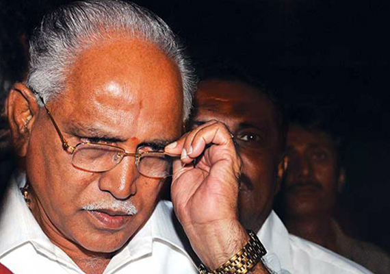 Yeddyurappa determined to break away from BJP