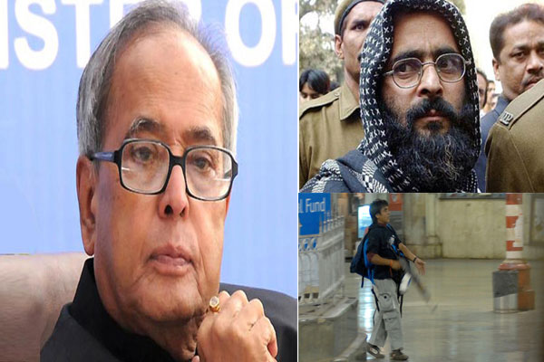 7 mercy petitions rejected in 7 months, is Pranab Mukherjee the new Iron Man  of Indian politics&#63