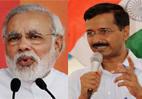 BJP jubilant over Modi candidature;  will Kejriwal contest&#63
