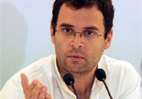 Congress not underdog: Rahul