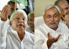 Nitish Kumar, Lalu Prasad hold one-on-one meet to sort out differences