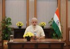PM Modi's pep talk to students, appear for exams with confidence