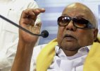 DMK chief Karunanidhi praises son Stalin; refutes claims of differences between two