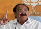 No question of a rethink on Land Bill: Venkaiah Naidu