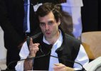 Rahul Gandhi meets internet entrepreneurs, business leaders