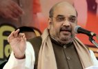 BJP not on back foot on temple issue, says Amit Shah