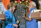 Congress slams PM Modi for not inviting Karnataka CM to Angela Merkel meeting
