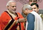 Scientists are India's pride: PM Modi