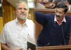 Open war between Jung and Arvind Kejriwal