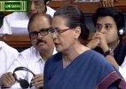 Sonia Gandhi targets govt Constitution ideals principles