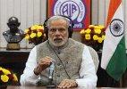 PM Modi defends Land Bill, says opposition stalling nation's progress