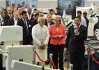 PM Modi, Angela Merkel visit Bosch facility in Bengaluru