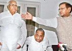 Samajwadi Party to attend Patna rally today, to contest 5 Bihar seats